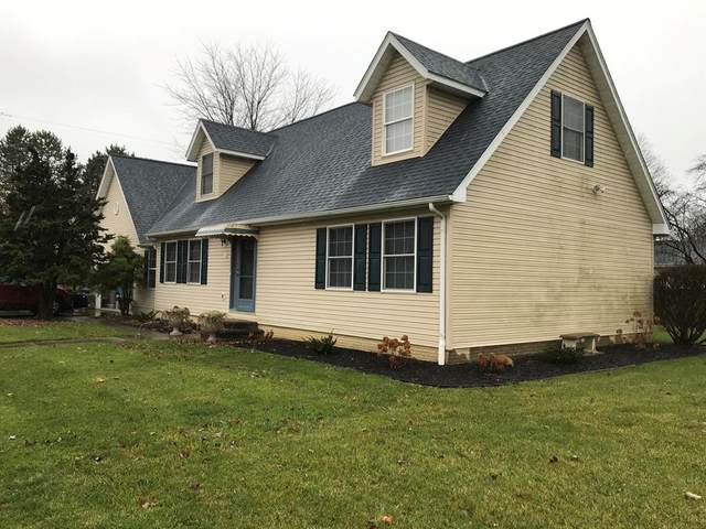 72 East Street, New  London, OH 44851 (MLS #222858) :: The Holden Agency