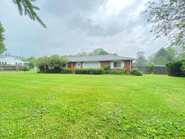 1391 Lexington Springmill Road South, Mansfield, OH 44903 (MLS #223265) :: The Tracy Jones Team