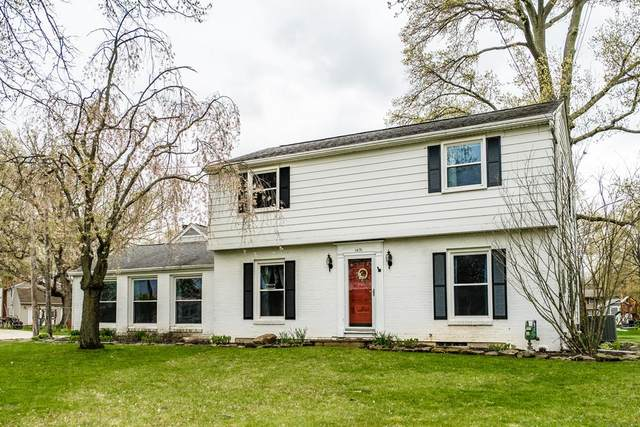 1451 Smith Rd, Ashland, OH 44805 (MLS #222337) :: The Holden Agency