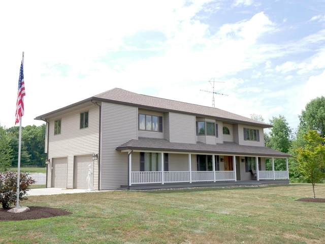 1852 Twp Rd 555, Jeromesville, OH 44840 (MLS #222543) :: The Holden Agency