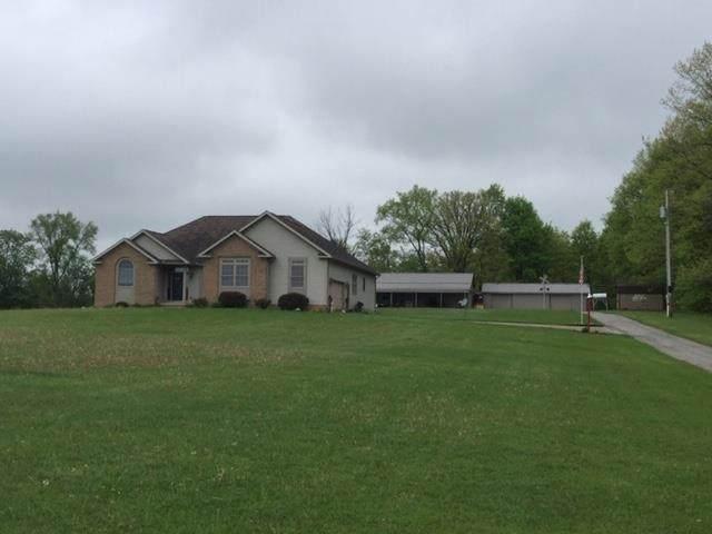 1000 St Rt 302, Ashland, OH 44805 (MLS #222364) :: The Holden Agency