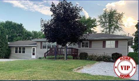 250 N Davis St, Ashland, OH 44805 (MLS #222473) :: The Holden Agency