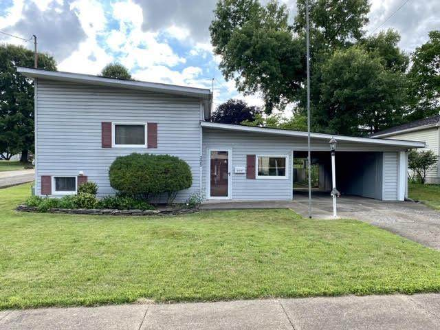 325 N Adams St, Loudonville, OH 44842 (MLS #222544) :: The Holden Agency