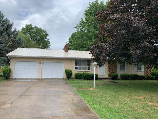 1156 Smith Rd, Ashland, OH 44805 (MLS #222546) :: The Holden Agency