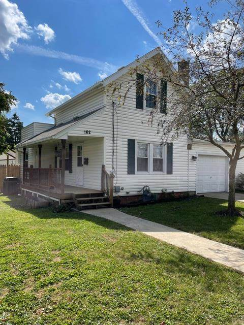 162 West Park Dr, SHELBY, OH 44875 (MLS #223577) :: The Tracy Jones Team
