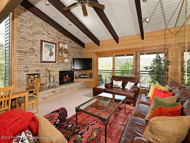 690 Carriage Way Unit A-3D, Snowmass Village, CO 81615 (MLS #139387) :: McKinley Sales Real Estate