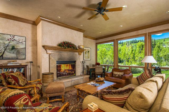 915 Burnt Mountain Drive, Snowmass Village, CO 81615 (MLS #139449) :: McKinley Sales Real Estate