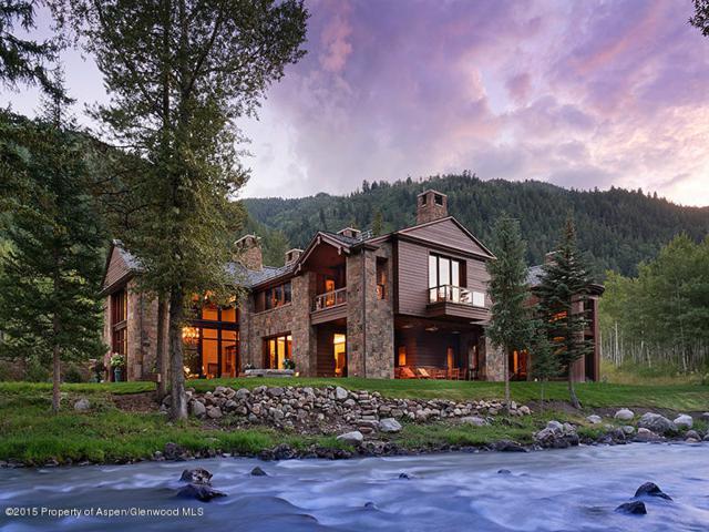 41 Popcorn Lane, Aspen, CO 81611 (MLS #140601) :: McKinley Sales Real Estate
