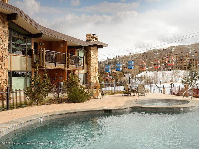 105 Burlingame Road #502, Snowmass Village, CO 81615 (MLS #142291) :: McKinley Sales Real Estate