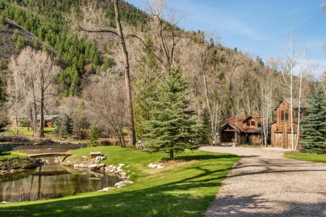 23 Peachblow Road, Basalt, CO 81621 (MLS #143738) :: McKinley Sales Real Estate