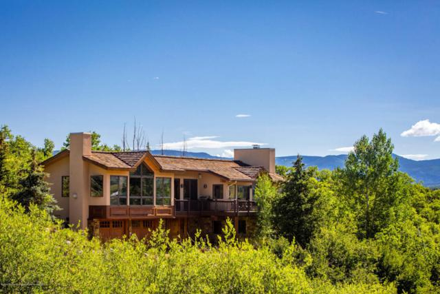 156 Sinclair Road, Snowmass Village, CO 81615 (MLS #145389) :: McKinley Sales Real Estate
