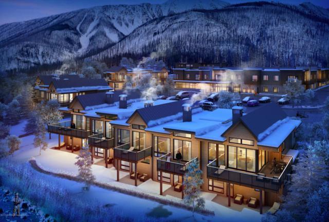 1450 Crystal Lake Road, Aspen, CO 81611 (MLS #145439) :: McKinley Sales Real Estate