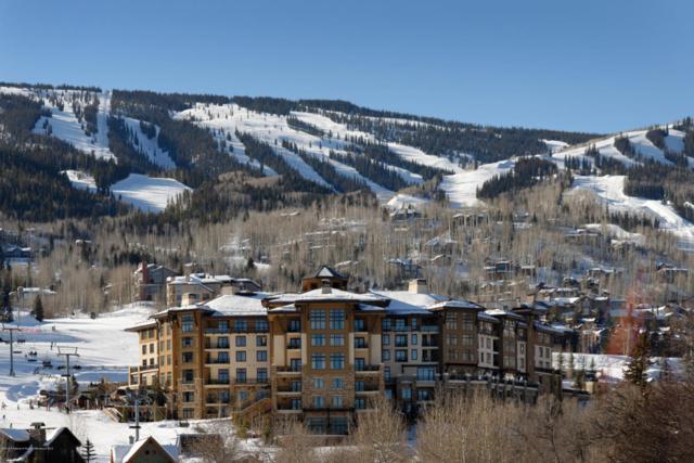 130 Wood Road #441, Snowmass Village, CO 81615 (MLS #146732) :: McKinley Sales Real Estate