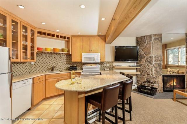 640 Carriage Way #105, Snowmass Village, CO 81615 (MLS #146908) :: McKinley Sales Real Estate