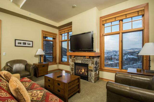 60 Carriage Way #3126, Snowmass Village, CO 81615 (MLS #146910) :: McKinley Sales Real Estate