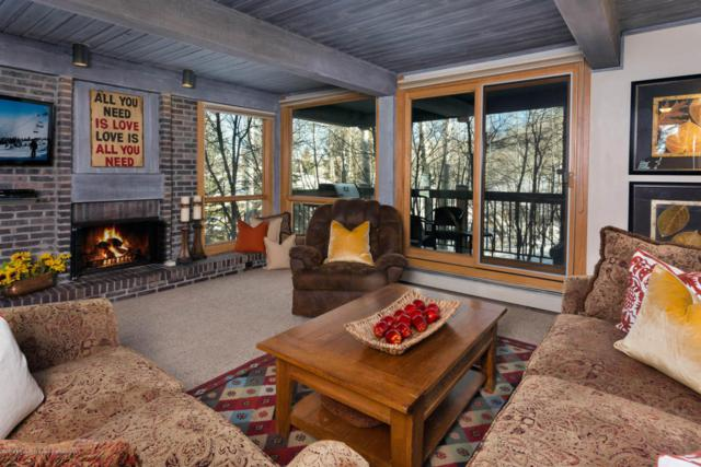 855 Carriage Way Leaf 102, Snowmass Village, CO 81615 (MLS #146944) :: McKinley Sales Real Estate