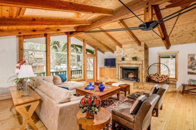520 W Main Street #23, Aspen, CO 81611 (MLS #147439) :: McKinley Sales Real Estate