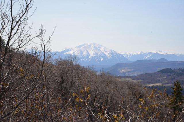 TBD Mountain Springs Road, Glenwood Springs, CO 81601 (MLS #148408) :: McKinley Sales Real Estate