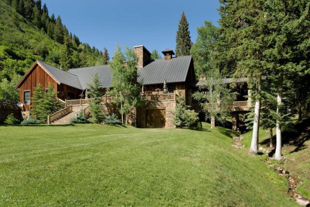 6067 Woody Creek Road, Woody Creek, CO 81656 (MLS #148750) :: McKinley Sales Real Estate