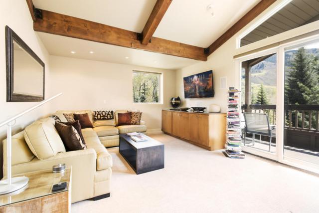610 S West End Street G301, Aspen, CO 81611 (MLS #148971) :: McKinley Sales Real Estate