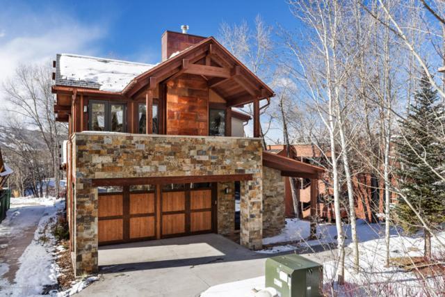 559 Race Alley, Aspen, CO 81611 (MLS #149178) :: McKinley Sales Real Estate