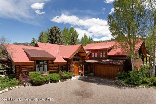 1214 Woody Creek Road, Woody Creek, CO 81656 (MLS #149246) :: McKinley Sales Real Estate