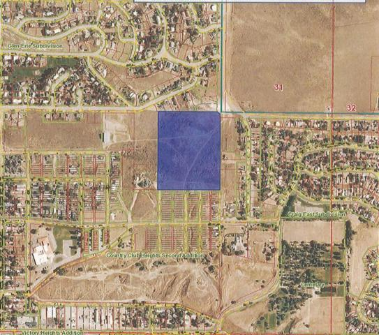 TBD Vacant Land, Craig, CO 81625 (MLS #149349) :: McKinley Real Estate Sales, Inc.