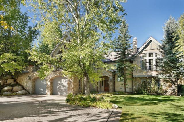 179 Divide Drive, Snowmass Village, CO 81615 (MLS #149405) :: McKinley Sales Real Estate