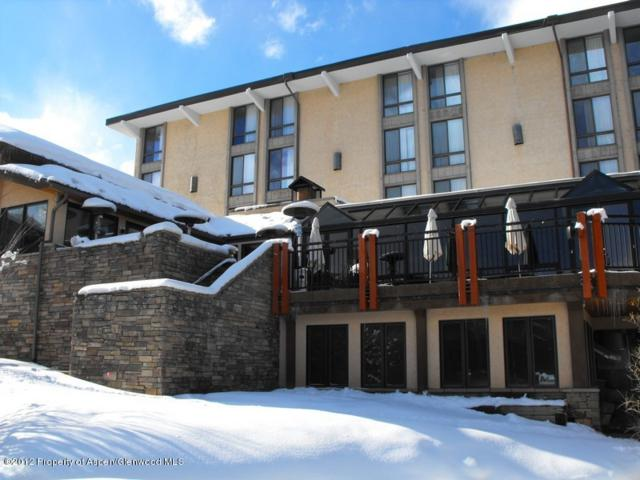 300 Carriage Way #201, Snowmass Village, CO 81615 (MLS #149597) :: McKinley Sales Real Estate