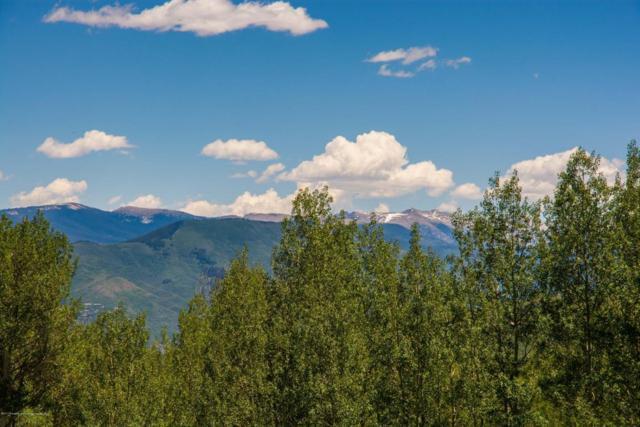 TBD Divide Drive, Snowmass Village, CO 81615 (MLS #149697) :: McKinley Sales Real Estate