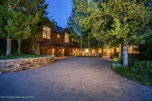 1092 Woody Creek, Woody Creek, CO 81656 (MLS #149723) :: McKinley Sales Real Estate