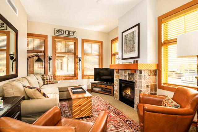 90 Carriage Way #3220, Snowmass Village, CO 81615 (MLS #149809) :: McKinley Sales Real Estate