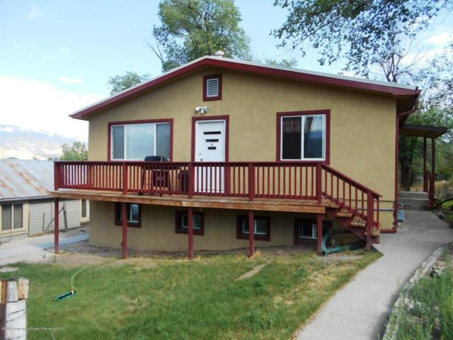 426 E 4th, Rifle, CO 81650 (MLS #150294) :: McKinley Sales Real Estate