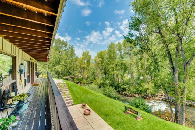 900 E Hopkins Avenue #5, Aspen, CO 81611 (MLS #150335) :: McKinley Sales Real Estate