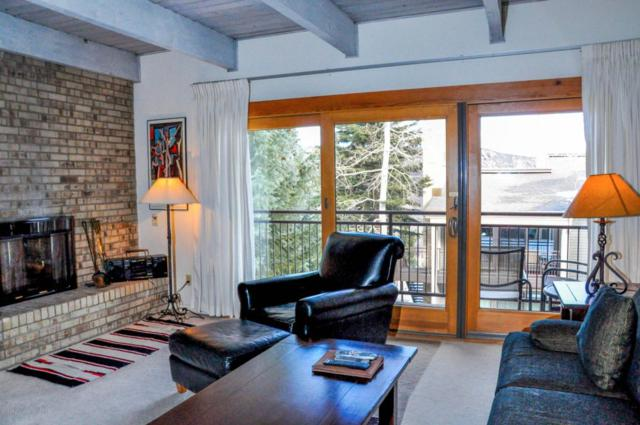 690 Carriage Way C-2D, Snowmass Village, CO 81615 (MLS #150414) :: McKinley Sales Real Estate