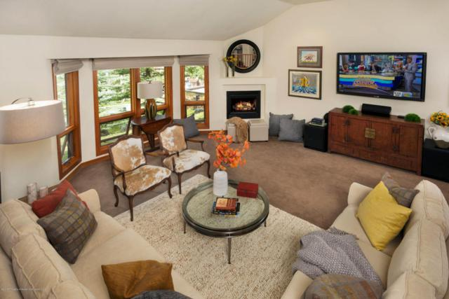 99 Village Bound #11, Snowmass Village, CO 81615 (MLS #150641) :: McKinley Sales Real Estate