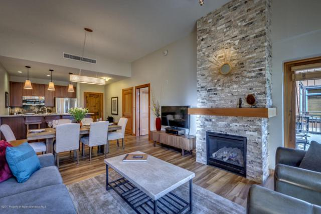 60 Carriage Way Bldg C #3028, Snowmass Village, CO 81615 (MLS #150667) :: McKinley Sales Real Estate