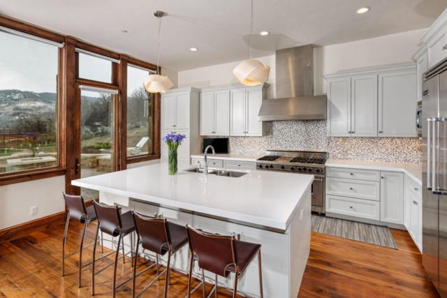 50 Old Pond Way, Snowmass, CO 81654 (MLS #150926) :: McKinley Sales Real Estate