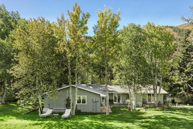 71 Mountain Shadow Way, Snowmass, CO 81654 (MLS #150963) :: McKinley Sales Real Estate