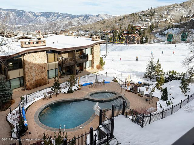 105 Campground Lane 202/203, Snowmass Village, CO 81615 (MLS #151244) :: McKinley Sales Real Estate