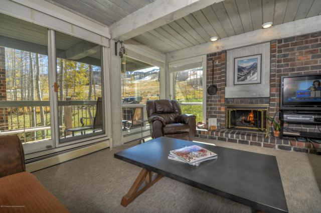 855 Carriage Way Slope 307, Snowmass Village, CO 81615 (MLS #151399) :: McKinley Sales Real Estate