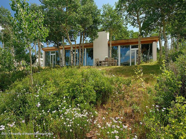 6801 Capitol Creek Road, Snowmass, CO 81654 (MLS #151532) :: McKinley Sales Real Estate