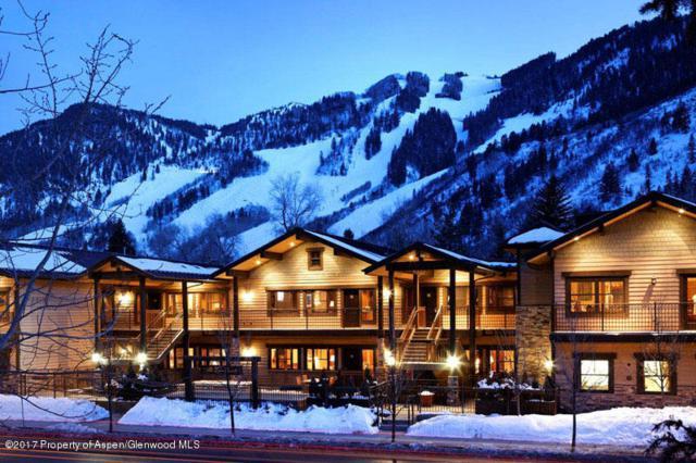 233 W Main Street #106, Aspen, CO 81611 (MLS #151639) :: McKinley Sales Real Estate