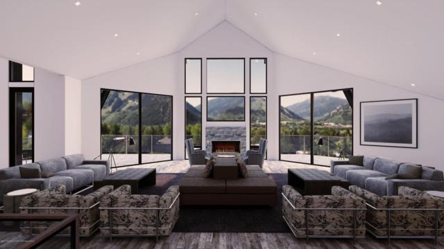 346 Draw Drive, Aspen, CO 81611 (MLS #151740) :: McKinley Sales Real Estate