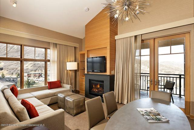 130 Wood Road #641, Snowmass Village, CO 81615 (MLS #151782) :: McKinley Sales Real Estate