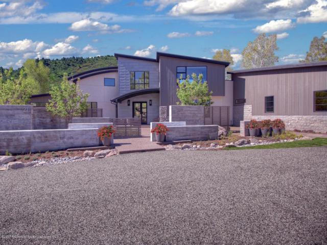 21 St Finnbar Farm Road, Carbondale, CO 81623 (MLS #151800) :: McKinley Sales Real Estate