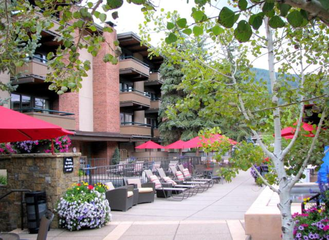 617 E Cooper Avenue #309, Aspen, CO 81611 (MLS #151869) :: McKinley Sales Real Estate