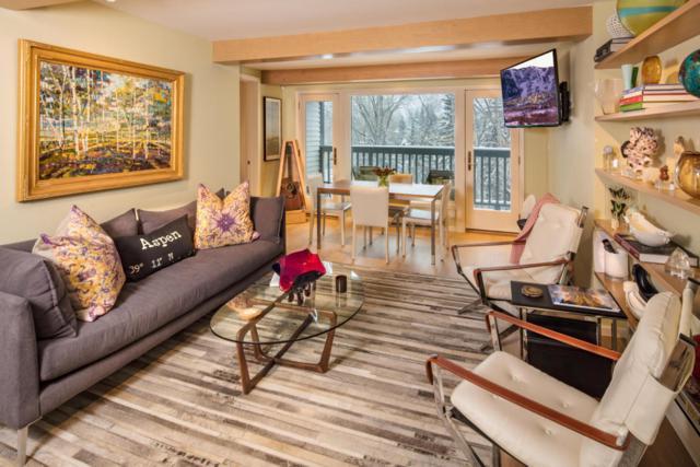 916 E Hopkins Avenue #203, Aspen, CO 81611 (MLS #152144) :: McKinley Sales Real Estate