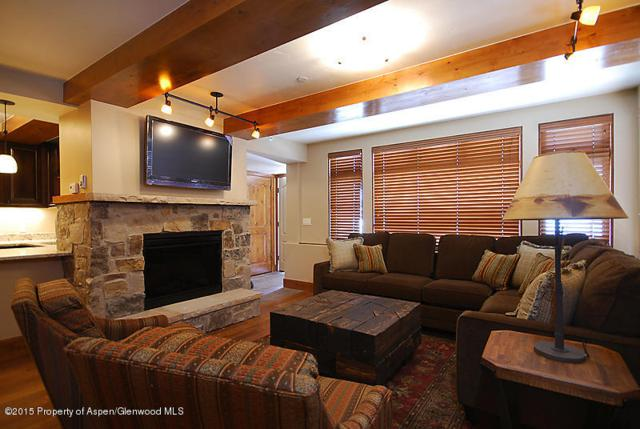 100 Elbert Lane, Snowmass Village, CO 81615 (MLS #152221) :: McKinley Sales Real Estate