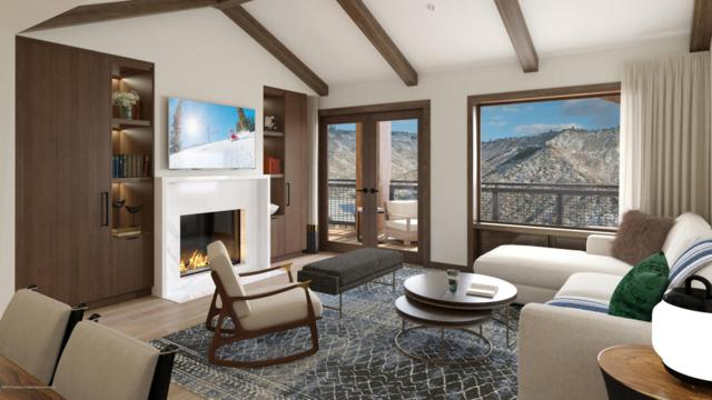61 Wood Road #504, Snowmass Village, CO 81615 (MLS #152247) :: McKinley Sales Real Estate